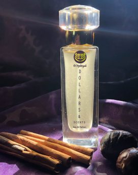 Dollars and Scents Luxury Handcrafted Eau de Parfum
